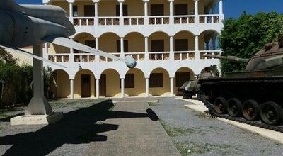 Photo of History Museum Στρατιωτικό μουσείο Καλαμάτας (Military Museum) at Μητροπολίτου Μελετιου 10, Καλαμάτα 241 00, Greece