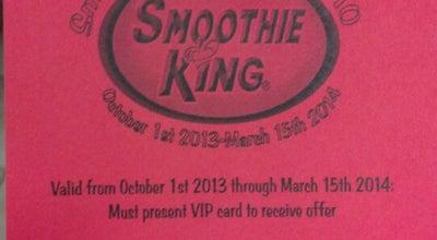 Photo of Juice Bar Smoothie King at 706 Us Highway 206, Hillsborough, NJ 08844, United States