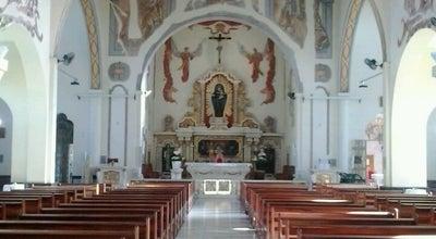 Photo of Church Igreja de Santo Antônio at Av. Sallum, São Carlos, Brazil