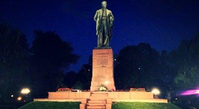 Photo of Park Парк ім. Тараса Шевченка / Shevchenko Park at Вул. Володимирська, Київ 01601, Ukraine
