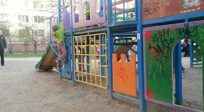 Photo of Playground Детская площадка у Богатыря at Киевская , 124, Симферополь, Ukraine