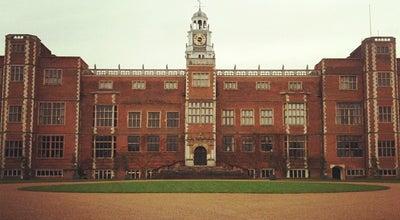 Photo of Historic Site Hatfield House at Great North Rd., Hatfield AL9 5NQ, United Kingdom