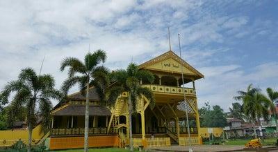 Photo of History Museum Istana Kadriah at Jl. Tanjung Raya 1, Pontianak 78243, Indonesia