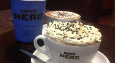 Photo of Coffee Shop Caffè Nero at 17 - 17a Grove St., Wilmslow SK9 1DU, United Kingdom