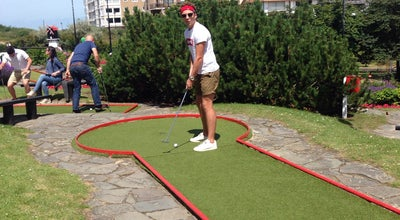 Photo of Mini Golf Minigolf Duinbergen at Knokke-Heist, Belgium