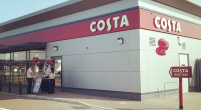 Photo of Coffee Shop Costa Coffee at Aintree Racecourse Retail Pk., Aintree L9 5AL, United Kingdom