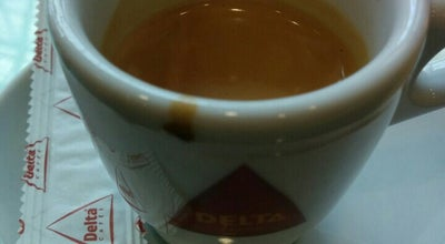 Photo of Cafe Mundo do Café Delta at Norteshopping, Matosinhos 4460-841, Portugal