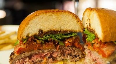 Photo of Burger Joint Eden Burger Bar at 333 1/2 N Verdugo Rd, Glendale, CA 91206, United States