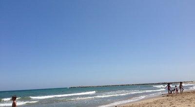 Photo of Beach Platja de Puçol / Playa de Puzol at Passeig Marítim, Puçol 46535, Spain