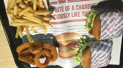 Photo of Burger Joint The Habit Burger Grill at 924 Diablo Avenue, Novato, CA 94947, United States