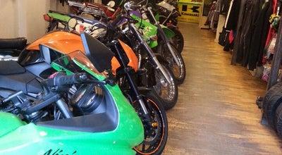 Photo of Motorcycle Shop Motorcu Göçmen at 1396 Sokak No:47, İzmir, Turkey