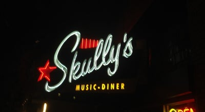 Photo of Nightclub Skully's Music Diner at 1151 N High St, Columbus, OH 43201, United States