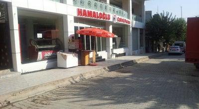 Photo of Cafe Hamaloğlu Cafe & Pastane at 2. Cadde, Silopi 73400, Turkey