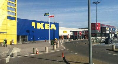 Photo of Furniture / Home Store IKEA at Pl. Szwedzki 1, Raszyn 05-090, Poland