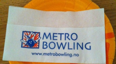 Photo of Bowling Alley Metro Bowling at Lørenskog, Norway