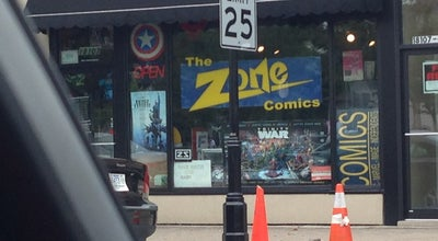 Photo of Bookstore Zone Comics at 18107 Dixie Hwy, Homewood, IL 60430, United States