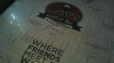 Photo of Sports Bar Lew's Grill & Bar at 7539 Wornall Rd, Kansas City, MO 64114, United States