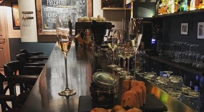 Photo of Wine Bar The Bubbles. Champagneria at 35 Vilniaus G., Lithuania