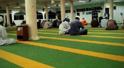 Photo of Mosque Masjid At-Taqwa at Jln. Pinang Jawa, Kuching 93050, Malaysia