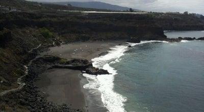 Photo of Beach Playa El Bollullo at La Orotava, Spain