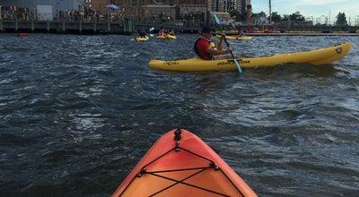 Photo of Harbor / Marina Pier 26 Boathouse at Hudson River Park, New York, NY, United States