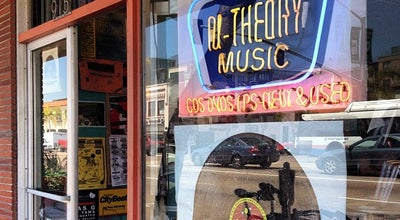 Photo of Record Shop M-Theory Music at 915 W Washington St, San Diego, CA 92103, United States
