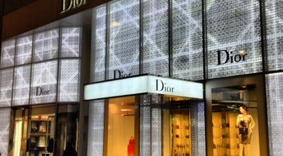 Photo of Women's Store Dior at 21 E 57th St, New York, NY 10022