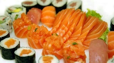 Photo of Japanese Restaurant Kingyo at R. Pref. Sebastião Teixeira, 595, Teresópolis 25953-203, Brazil