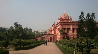 Photo of History Museum Ahsan Manzil at Ahsan Manzil, Dhaka 1100, Bangladesh