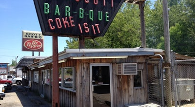 Photo of BBQ Joint B.E. Scott's BBQ at 10880 U.s. 412, Lexington, TN 38351, United States