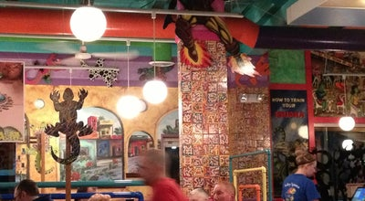 Photo of Mexican Restaurant Salty Iguana at 8228 Mission Rd, Prairie Village, KS 66208, United States