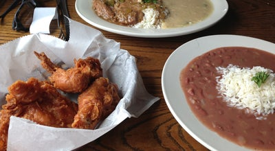 Photo of Southern / Soul Food Restaurant Willie Mae's Scotch House at 2401 Saint Ann St, New Orleans, LA 70119, United States