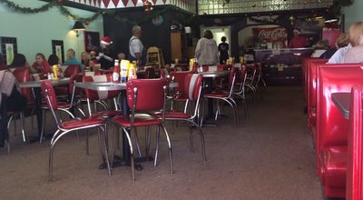 Photo of American Restaurant Downtown Diner at 123 W Main St, Weatherford, OK 73096, United States