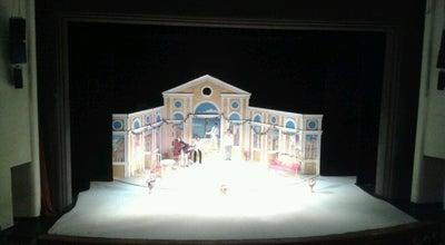 Photo of Theater Драматический театр им.Пушкина at Ул. Ленина, 26, Курск, Russia