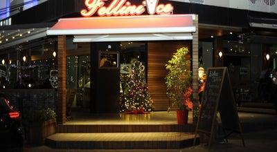 Photo of Cafe Cafe Fellini at Adatepe Mah. Erdem Cd. No:6/a Buca, İzmir 35160, Turkey