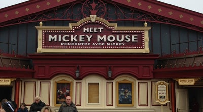 Photo of Theme Park Ride / Attraction Meet Mickey Mouse at Fantasyland, Chessy 77700, France