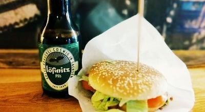 Photo of American Restaurant Kantine No. 2 at Görlitzer Str. 2, Dresden 01099, Germany