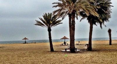 Photo of Beach Sharjah Corniche at الشَّارْجَة, United Arab Emirates