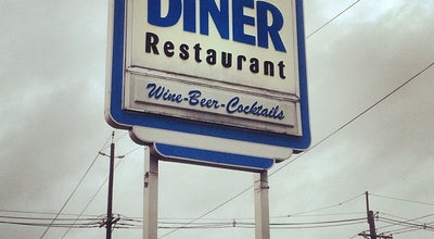 Photo of Diner Union Plaza Diner at 2466 Route 22, Union, NJ 07083, United States