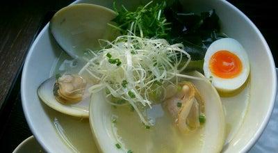 Photo of Food 麺屋 海神 吉祥寺店 at 吉祥寺南町1-5-9, 武蔵野市 180-0003, Japan