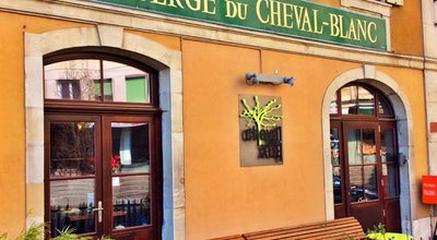 Photo of Bar Le Cheval Blanc at Place De L'octroi 15, Carouge 1227, Switzerland