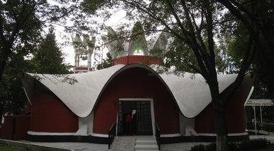 Photo of Church Nuestro Señor Del Campo Florido at Paseo De La Florida, Naucalpan de Juárez, Mexico