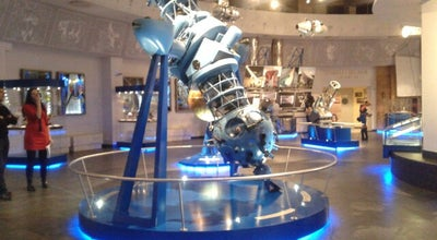 Photo of Planetarium Московский планетарий at Садовая-кудринская Ул., 5, Стр. 1, Москва 123242, Russia