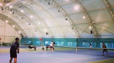 Photo of Tennis Court Теннисный клуб #1 at Ул. Рихарда Зорге, 75, Ufa 450075, Russia