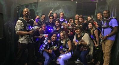 Photo of Laser Tag Valencia Laser Blast at 23460 Cinema Dr, Valencia, CA 91355, United States