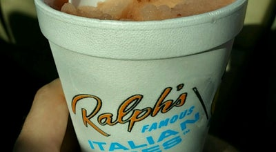 Photo of Ice Cream Shop Ralph's Famous Italian Ices at 8 W Park Ave, Long Beach, NY 11561, United States