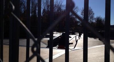 Photo of Skate Park McIntire Skate Park at 826 Mcintire Rd., Charlottesville, VA 22903, United States