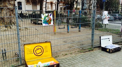 Photo of Playground Spielplatz Wallufer Platz at Wallufer Platz, Wiesbaden 65187, Germany