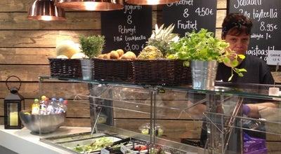 Photo of Salad Place Smo&Fro at Eerikinkatu 17, Turku, Finland