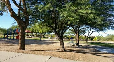 Photo of Playground Purple Heart Park at Rita Road, Tucson, AZ 85747, United States